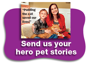 Send us your hero pet stories