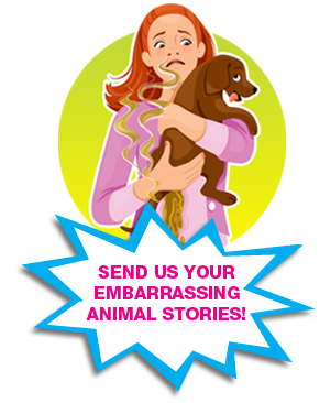 Send us your embarassing stories